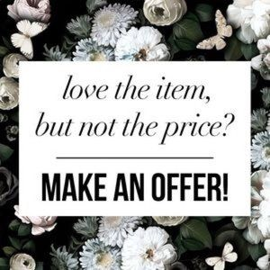 ⭐️ALL REASONABLE OFFERS WELCOME💕